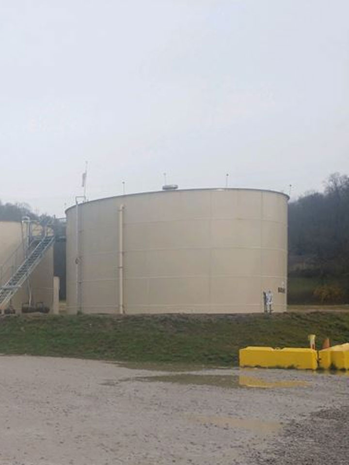 Hazen Services Injection Well Hookup